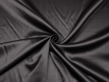 Verdunkelungsstoff Vorhangstoff Blackout Gardinenstoff Blickdicht Dekostoff B1 Charcoal Grau