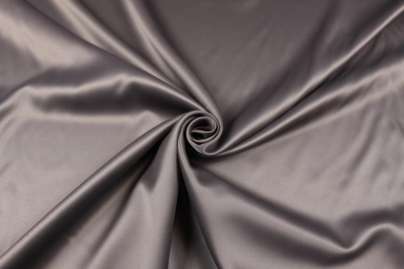 Verdunkelungsstoff 150cm Satin Vorhangstoff Thermogardine Blackout Gardinenstoff Blickdicht