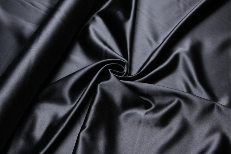 Seide Satin elastische Elastan Lycra Spandex Seidenkleid Silk Seidenbluse 19MM
